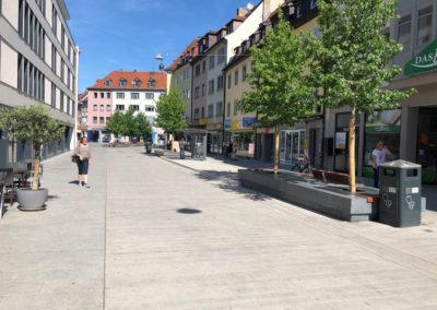 Stadt Würzburg – Eichhornstraße/Spiegelstraße