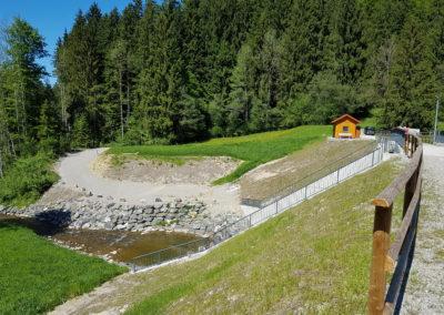 Hochwasserrückhaltebecken Röthenbach