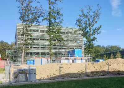 Erschließungsmaßnahmen  Universität Ulm, Oberer Eselsberg – Neubau To-Train-U