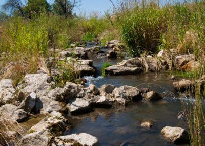 Innerörtlicher Gewässerausbau und Gewässerrenaturierung, Gemeinde Oberrieden