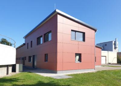 Kläranlage Mindelheim, 37.000 EW