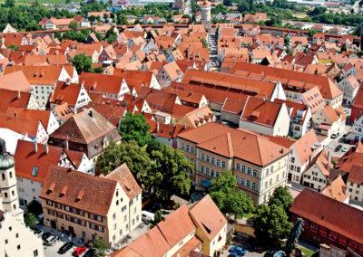 Generalentwässerungsplan für die Große Kreisstadt Nördlingen