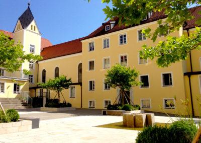 Energieaudit für die Stiftung Sankt Johannes