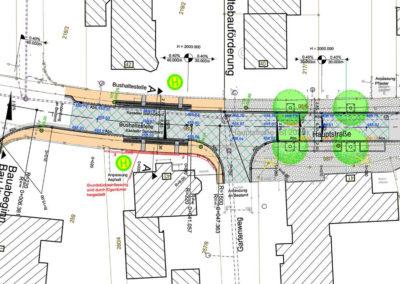 Markt Pfaffenhofen a. d. Roth – Ausbau der Ortsdurchfahrt St 2020