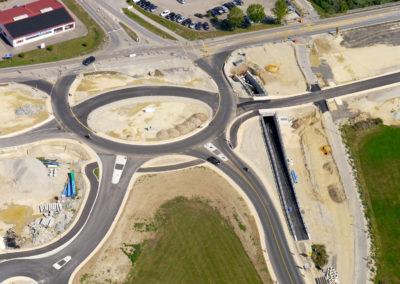 Stadt Wertingen – Umbau des Kreuzungsbereiches  südliche Entlastungsstraße/Laugnastraße