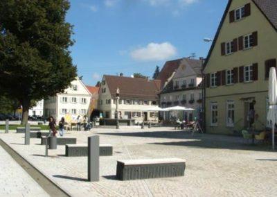 Stadt Weißenhorn – Umgestaltung des Hauptplatzes
